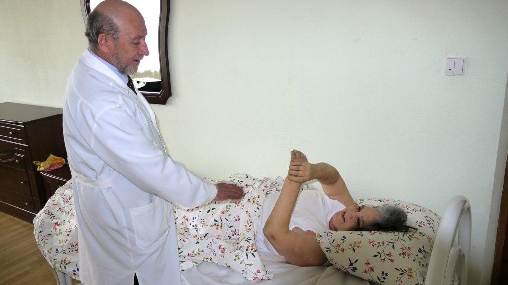 Вакансии медсестры в домах престарелых в москве пансионаты для инвалидов в ростове на дону