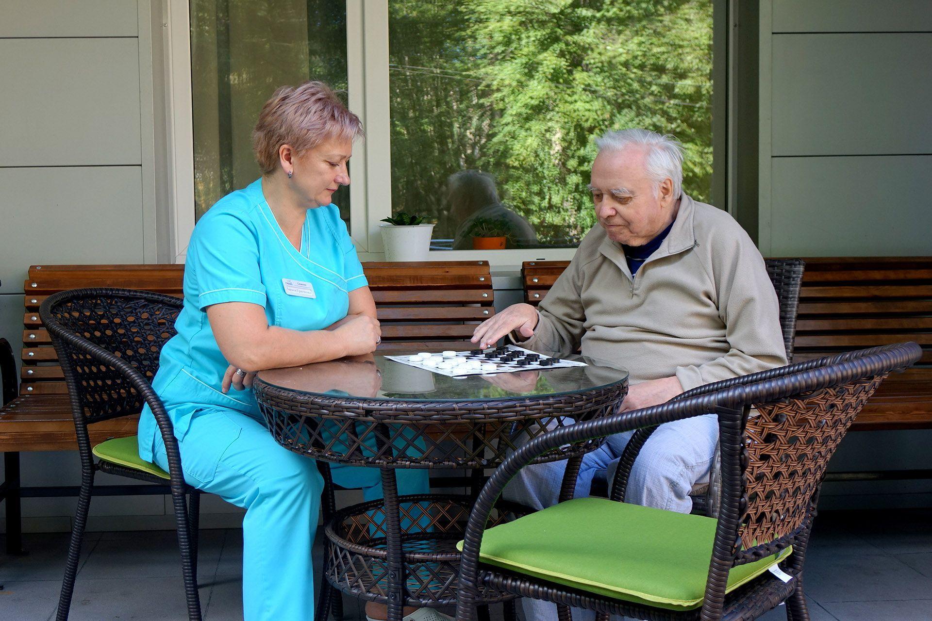 дома престарелых в москве вакансии психолога