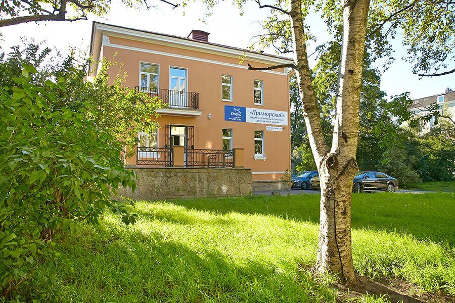 Дома социальные престарелых в приморском районе спб пансионат для престарелых в г.кирове